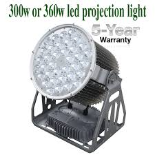 led projection lights from 60w to 1000w provide led lighting