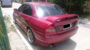 mitsubishi 1997 mitsubishi lancer 1997 car for sale cavite tsikot com 1