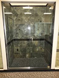 tile sarasota here are four shower displays we built for my