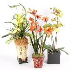 faux orchids faux orchids ebth