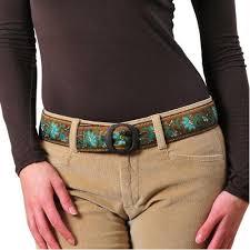 ribbon belts tlv heat reversible woven ribbon belt only