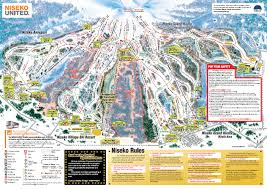 trail map niseko japan ski resorts i want to visit u0026 some i