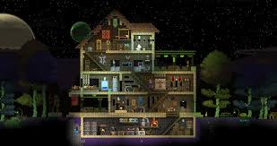starbound houses building ship show off your house d page 43 chucklefish forums