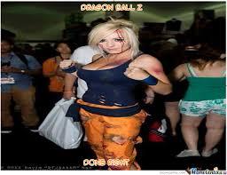 Dragon Sloth Meme - dragon ball z done right by th3 doctor meme center