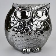 silver deco chess ornament decoration
