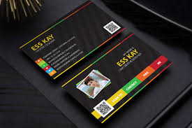 Best Business Card Designs Psd Free Designers Creative Personal Business Card Template Psd