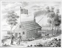 When Was The First House Built When Was The First Log Cabin Built In The United States Kashiori