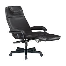 Black Leather Recliner Chair Funiture Computer Chairs Ideas With Brown Leather Recliner Chair