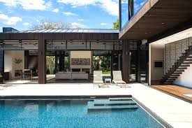 modern house design with swimming pool home ideas trends of latest