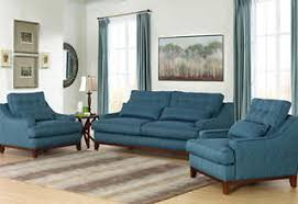 Teal Blue Living Room by Living Room Costco