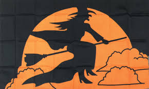 witch orange moon flags and accessories crw flags store in glen