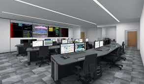 Synergy Interior Design Synergy Consoles Evosite Control Rooms
