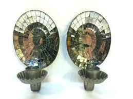 Tin Wall Sconce Tin Wall Sconce Slwlaw Co