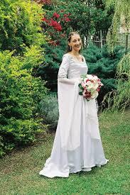 elvish style wedding dresses deb