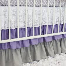 lavender lace crib bedding tags lace crib bedding coral and
