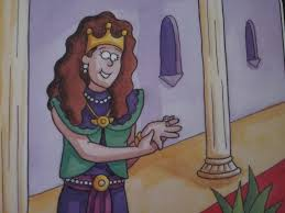 ideas unlimited song to go with queen esther story