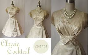 my top vintage wedding dresses from etsy the natural wedding