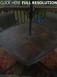 Patio Table Glass Top Replacement by Martha Stewart Patio Furniture Replacement Glass Top 1 621
