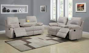 Small Recliner Sofa Living Room Real Leather Sofas Sectional With Recliner