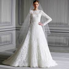 wedding dress sle sale london aliexpress buy custom made high couture arabic lace a line