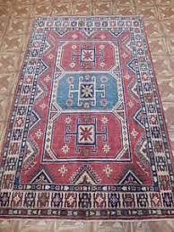 4x6 kazak balcony carpet karachi hand knotted area rug ebay