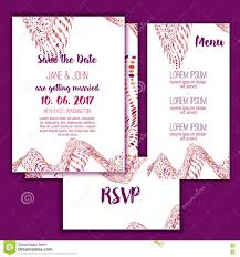 save the date party invitations