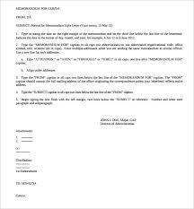 sample email memo 9 documents in pdf