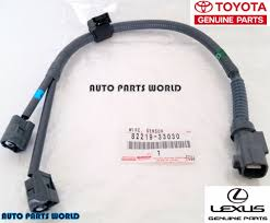 lexus parts free shipping new genuine toyota lexus oem knock sensor wire harness 82219 33030