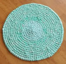 Green Bathroom Rugs Bath Rug Mat After Dinner Mint Pastel Green Upcycled Rug 65 00