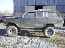 jeep grand wagoneer custom 1985 jeep grand wagoneer 1 500 possible trade 100082843 custom