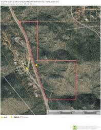Kingman Arizona Map by 48 99 Acres Land For Sale Hualapai Mountains Kingm