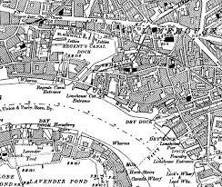 Vintage Map Wallpaper by London Street Map Wallpaper London Map