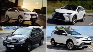 lexus rx 400h occasion les voitures d u0027occasion les plus fiables enquête 2016 hybrid