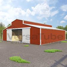 highlander horse barn 36 x 36 x 13 8 barn or loafing shed