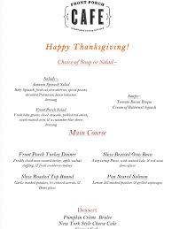 york restaurants open for thanksgiving