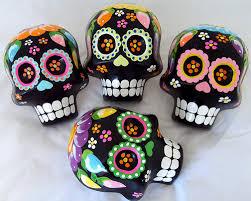 dia de los muertos sugar skulls dia de los muertos skeletons skulls day of the dead dia de