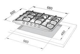 piano cottura rame rof57pro piano cottura 70 cm rame e ottone serie country ex raf57pro