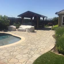 covered outdoor kitchen nor cal landscape design