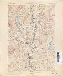 map of maine maine historical topographic maps perry castañeda map collection