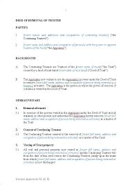 template wills deed of trust form a free quitclaim deed template create