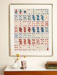 framing a deck of cards is a cool idea this might be