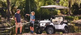 ptv the drive yamaha golf car