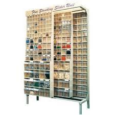 Quantum Storage Cabinet Quantum Storage Free Standing Slider System U2014 16in X 48in X 67in