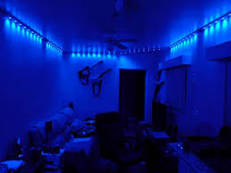 colorful lights for bedroom led color changing bedroom mood ambiance lighting ready kit with