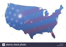United States Blank Map by United States Flag Vector Stock Photos U0026 United States Flag Vector