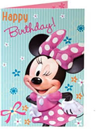 amazon disney minnie mouse age 2 today large 2nd birthday