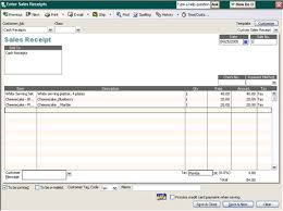 point of sale receipt template tracking and recording cash sales in a bookkeeping system dummies