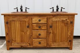 Copper Bathroom Vanity by Bathroom Vanity With Copper Vessel Sink Www Islandbjj Us
