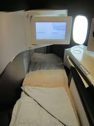 Air France Comfort Seats Air France New First U0026 Business Class At New York Expo One Mile