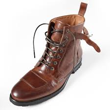 brown leather motorcycle boots moto boots w built in shifter helston u0027s trophy boots addtocart